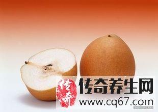 梨子的营养价值吃梨子的好处